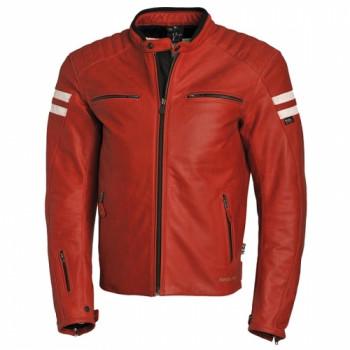 Мотокуртка кожаная Segura Retro Red XL