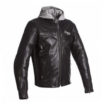 Мотокуртка кожаная Segura Style Black XL