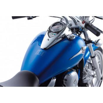 Бак топливный Kawasaki VN900 Blue