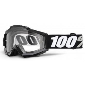 Мотоочки 100% Accuri OTG Goggle Tornado - Clear Lens