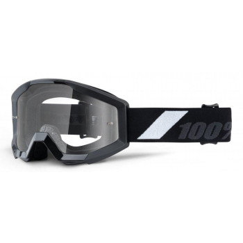 Мотоочки детские 100% Strata JR Goggle Goliath - Clear Lens