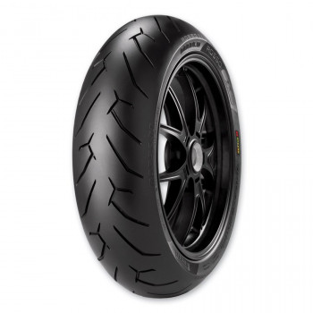 Мотошины Pirelli Diablo Rosso II Rear 200/50 ZR17 75W TL