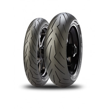 Мотошины Pirelli Diablo Rosso 3 Front 120/70 ZR17 58W TL
