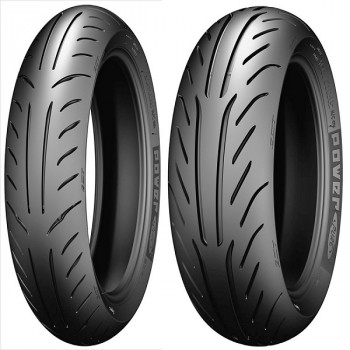 Мотошины Michelin Power Pure SC Front-Rear 120/70-12 51P