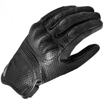 фото 1 Мотоперчатки Мотоперчатки кожаные Revit Fly 2 Black S
