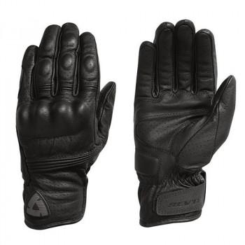 фото 2 Мотоперчатки Мотоперчатки кожаные Revit Fly 2 Black 2XL