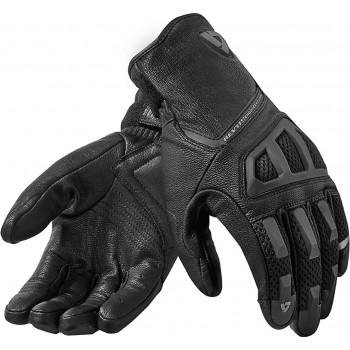Мотоперчатки Revit Ion Black S