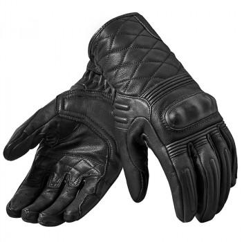 Мотоперчатки кожаные Revit Monster 2 Black S