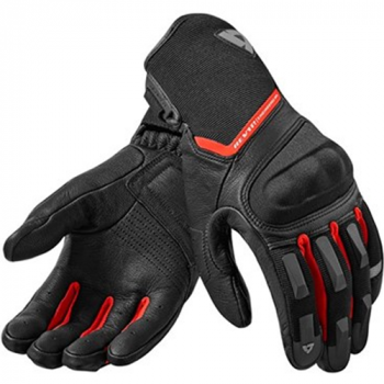 Мотоперчатки Revit Striker 2 Black-Red XL