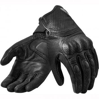 Мотоперчатки женские Revit Fly 2 Black M