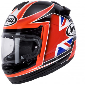Мотошлем Arai Chaser-V Flag UK Red-Black-White S