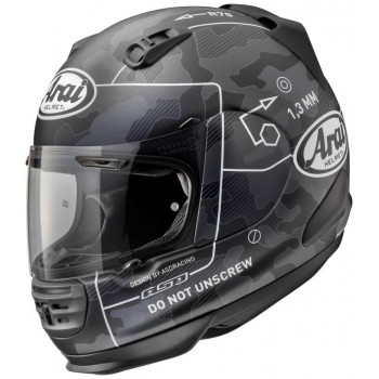 Мотошлем Arai Rebel Command Black-Grey L