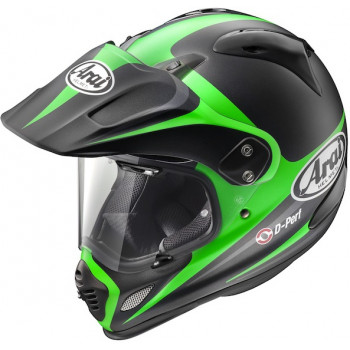 Мотошлем Arai Tour-X4 Route Black-Green L