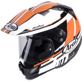 Мотошлем Arai Tour-X4 Shire Black-White-Orange M