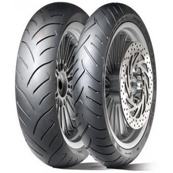 Мотошины Dunlop Scootsmart 100/90-10 Front/Rear 61J TL