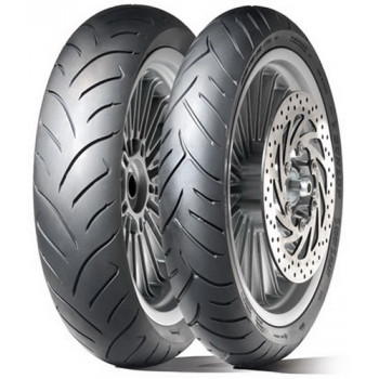 Мотошины Dunlop Scootsmart 130/70-10 Rear 62J TL