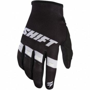 Мотоперчатки Shift Whit3 Air Black-White XL (11)