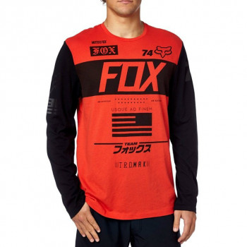 Мотофутболка Fox Union Red L
