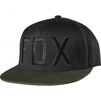 Кепка Fox Column 210 Fitted Black S-M