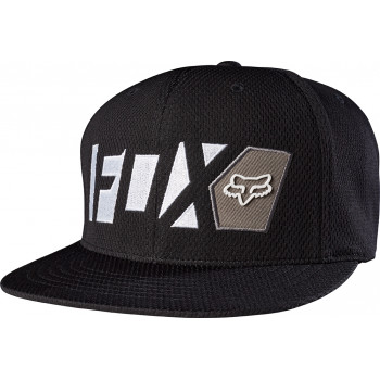Кепка Fox Lead Stretch Snapback Black