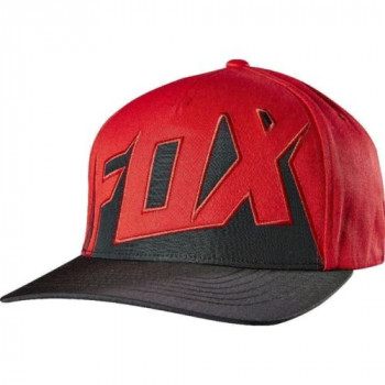 Кепка Fox Projector FlexFit Red L-XL