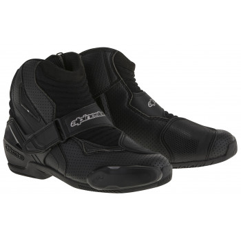 Мотоботы Alpinestars S-MX 1 R Vented Black 47 (2016)