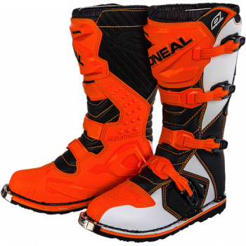 Мотоботы O'Neal Rider Orange 44