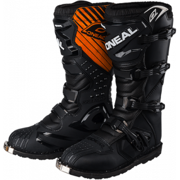 Мотоботы O'Neal Rider Black 47