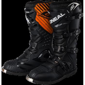 Мотоботы O'Neal Rider Black 41