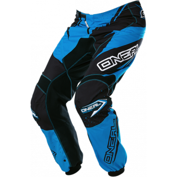 Мотоштаны Oneal Element Racewear Blue-Black 48