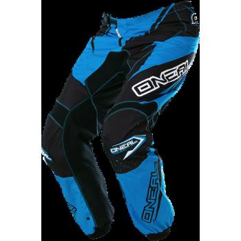 Мотоштаны Oneal Element Racewear Blue-Black 48