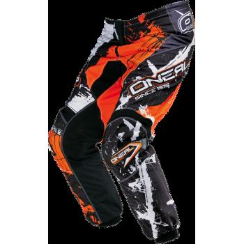 Мотоштаны Oneal Element Shocker Black-Orange 48