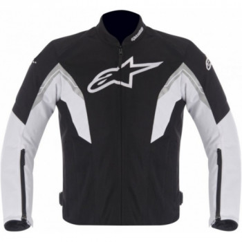 Мотокуртка Alpinestars Viper Air Black-White 3XL