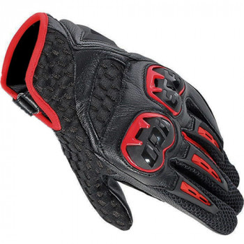 Мотоперчатки Dainese Air Hero Black-Red XL