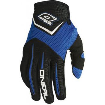 Мотоперчатки Oneal Element Blue XL