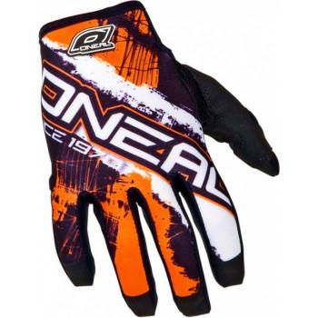 Мотоперчатки Oneal Shocker Black-Orange XL