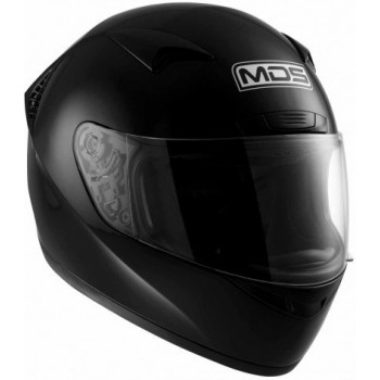 Мотошлем MDS M13 Black XL