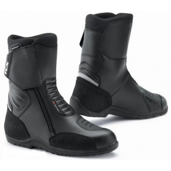 Мотоботы TCX X-ACTION (7142W) Waterproof Black 42