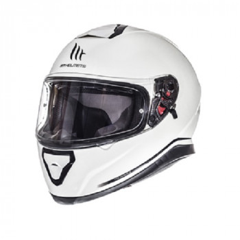 фото 1 Мотошлемы Мотошлем MT Thunder 3 SV Pearl-White 3XL
