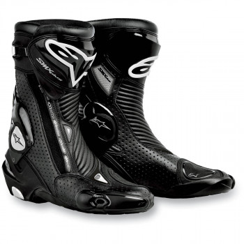 Мотоботы Alpinestars S-MX PLUS Black 40