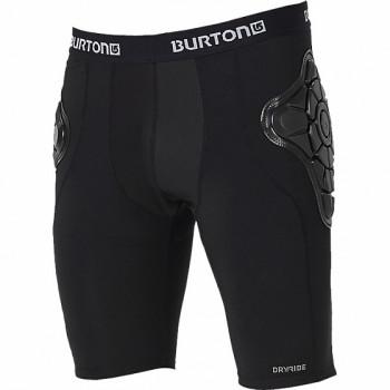 фото 1 Защита для лыж и сноуборда Защитные шорты Burton MB Total Imp Short True Black S (17)