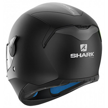 фото 3 Мотошлемы Мотошлем Shark D-Skwal Blank Black Matt XL