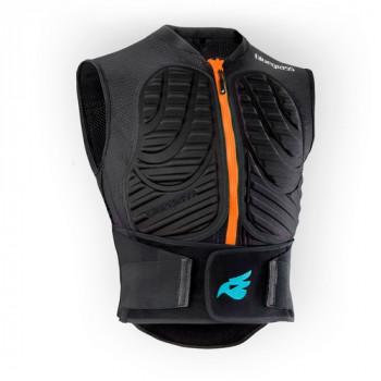 защита спины в мотокуртку