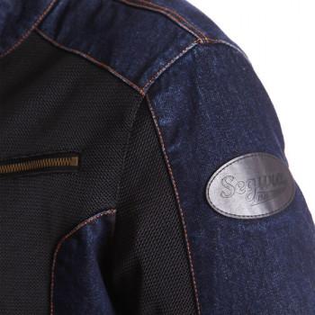 фото 4 Мотокуртки Мотокуртка Segura Cortez Blue XL