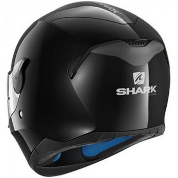 фото 3 Мотошлемы Мотошлем Shark D-Skwal Blank Black L