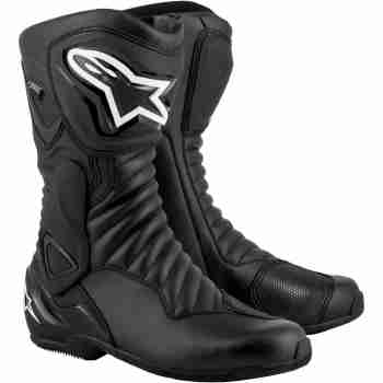 фото 1 Мотоботы Мотоботы Alpinestars S-MX 6 V2 Black 41