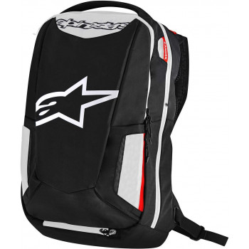 фото 1 Моторюкзаки Рюкзак Alpinestars City Hunter Black-White-Red