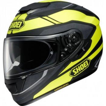 Мотошлем Shoei GT-AIR Swayer TC-3 Black-Yellow M