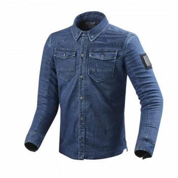 фото 1 Мотокуртки Рубашка Revit Hudson Light Blue S