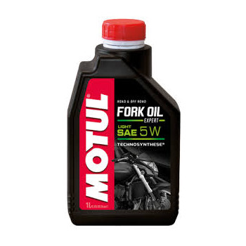 Гидравлическое масло Fork Oil Expert Light SAE 5W (1L)